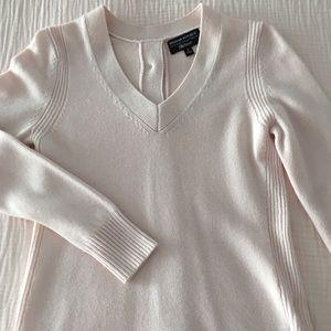 Banana Republic back button sweater, size S